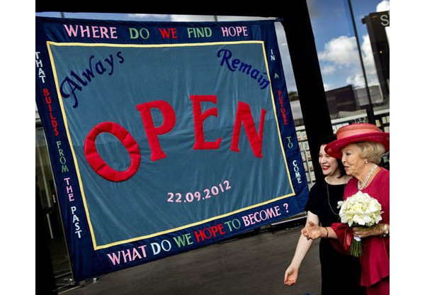 """Openheid van zaken? (""""Open"""", Rory Pilgrim, 2012)"""